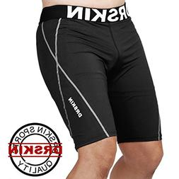 DB022 Compression Tight Short Pants Base layer men women