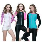 Sbart Diving Jacket Skins Wetsuit Women Swimsuit Swimwear Ra