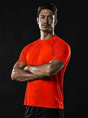 DRSKIN Men's Cool Dry Sleeve Guard Sports