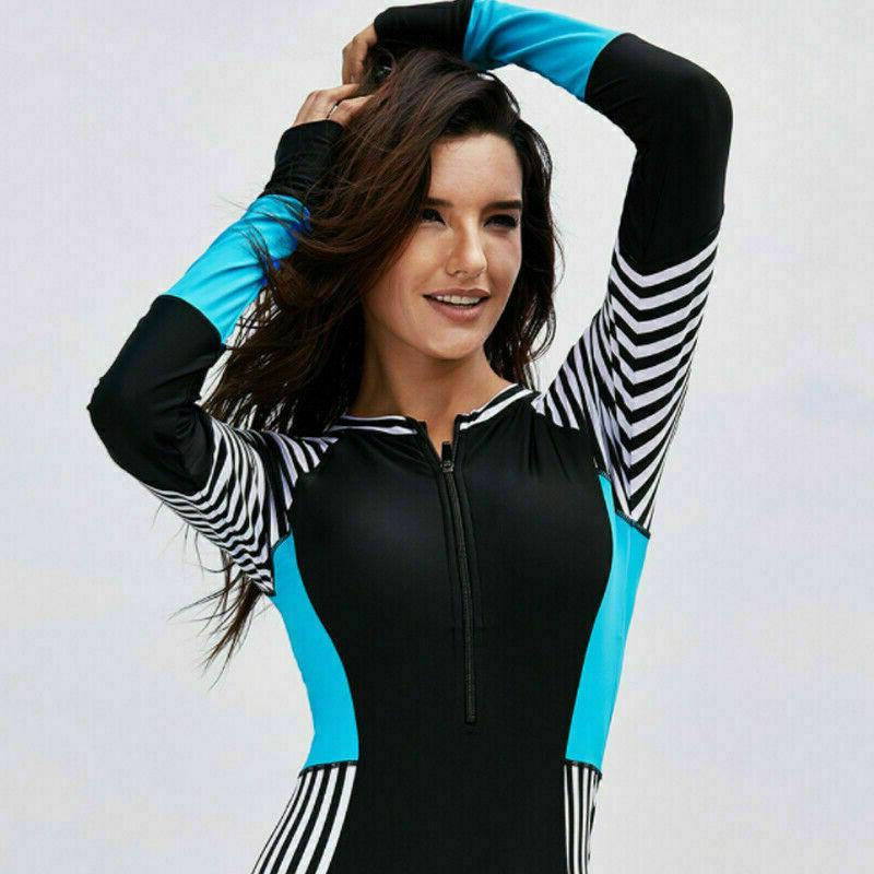 Women Piece Long Sleeve Protection